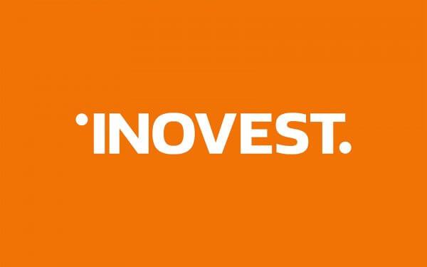 Inovest Logo Branding, Strategy, Advertising, Campaigns, Communication, Design, Digital, Promotion, Collateral, Websites, Brochures, Flyers, Mobile Apps, Unisono, Bahrain, Saudi Arabia KSA, Oman, Qatar, Kuwait, United Arab Emirates UAE, GCC, Middle East and North Africa MENA