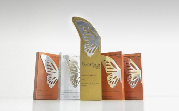 award winning brand designs