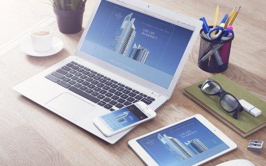 Fontana Infinity website