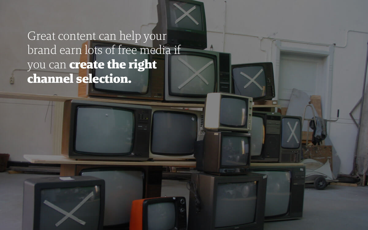 strategic marketing campaigns need to use the right channel selection to be highly effective