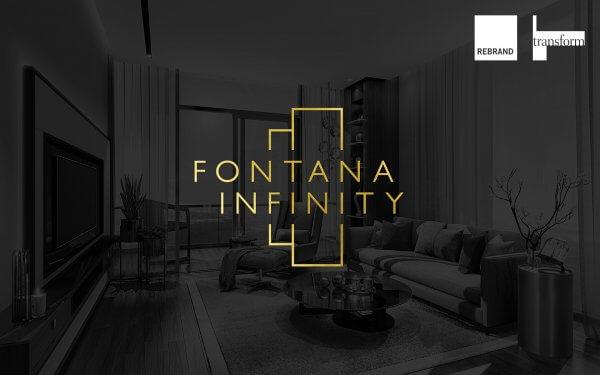 Fontana Infinity branding