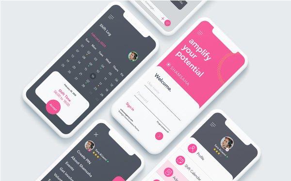 Shamsaha's Mobile app