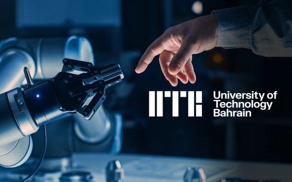 Branding University of Technology Bahrain (UTB) Hero image